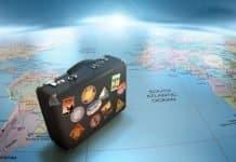 Preparativos para un viaje en Argentina