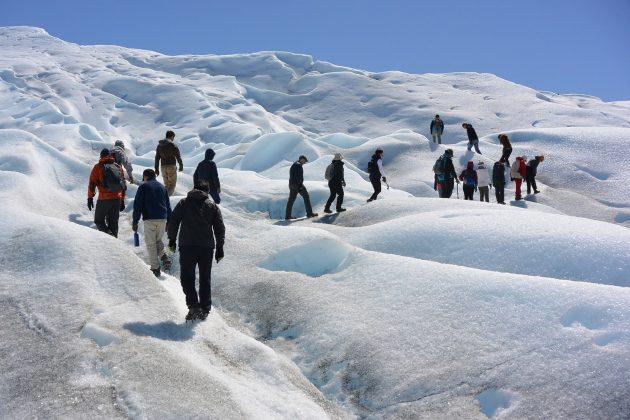 Caminata en el Glaciar Perito Moreno