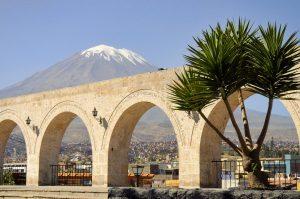 Lugares turísticos de Perú -Arequipa