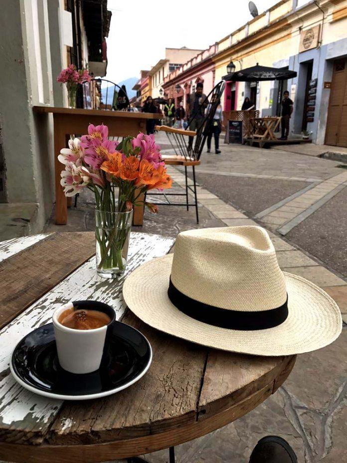 Cafetería en San Cristobal