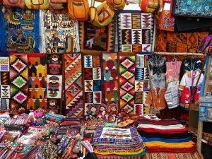 artesanías de Lima
