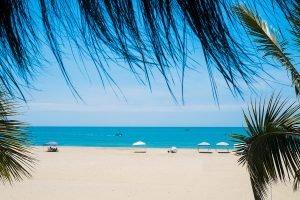 Lugars turísticos de Perú - Playa Tumbes