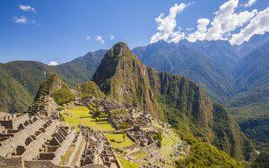 Lugares turísticos de Perú - Machu Picchu