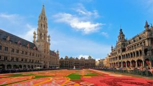 Cómo hacer turismo en Bruselas