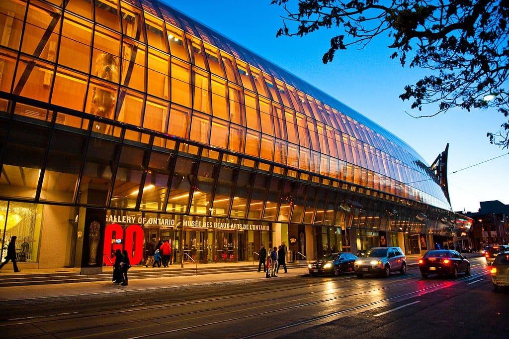 Art Gallery of Ontario - qué ver en Toronto