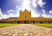 Convento de San Antonio de Padua en Izamal - Mexico