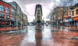 Viajar a Vancouver_Gastown