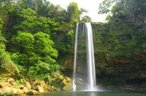 ecoturismo en Chiapas - Misol Ha