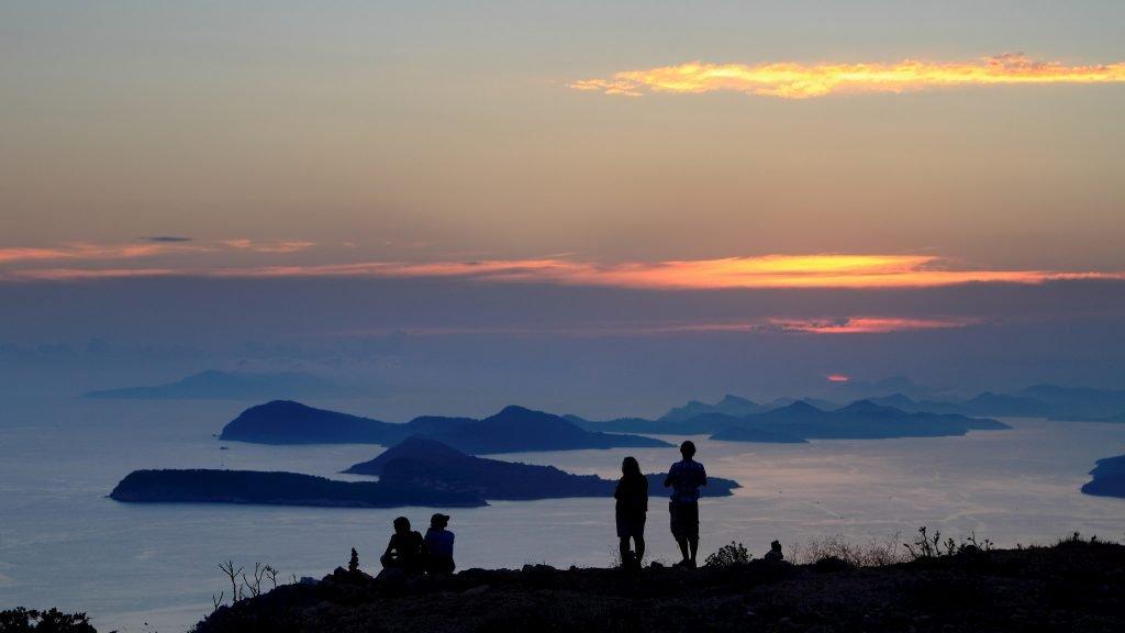 Qué hacer en Dubrovnik ver el Atardecer