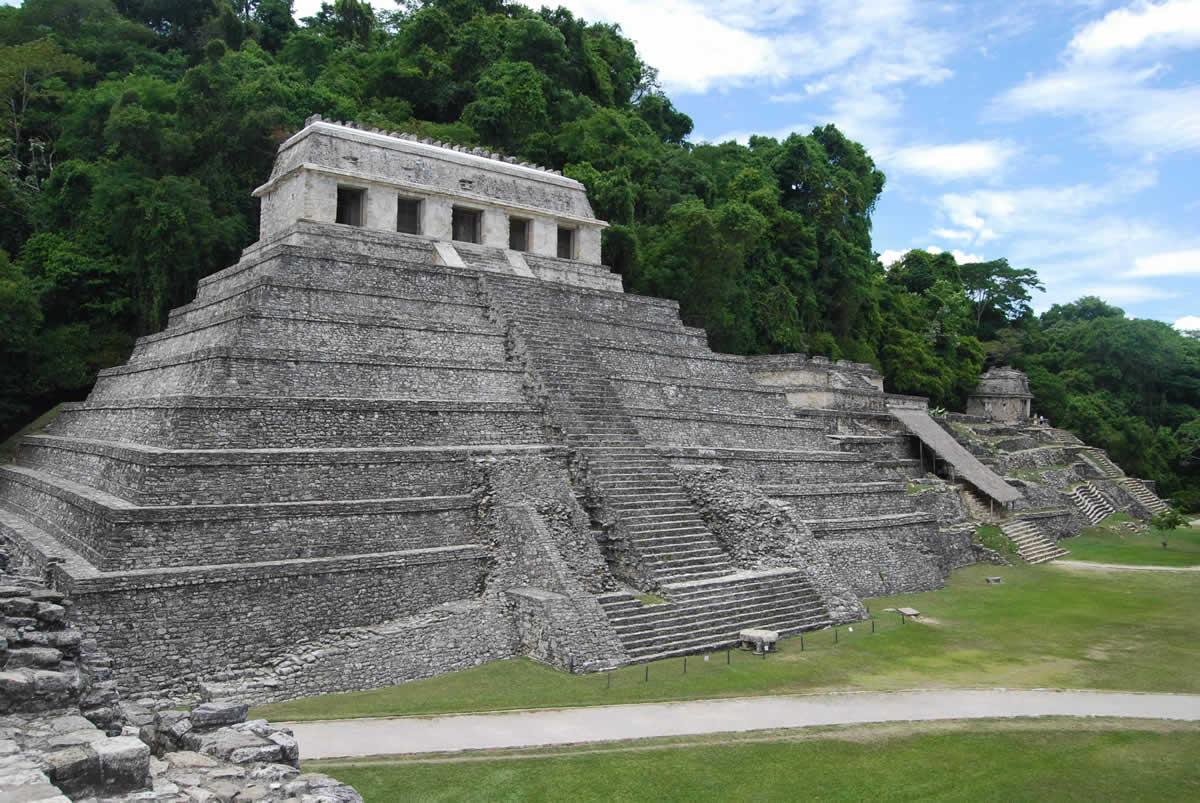 Mejores Lugares Turísticos de Chiapas - Palenque