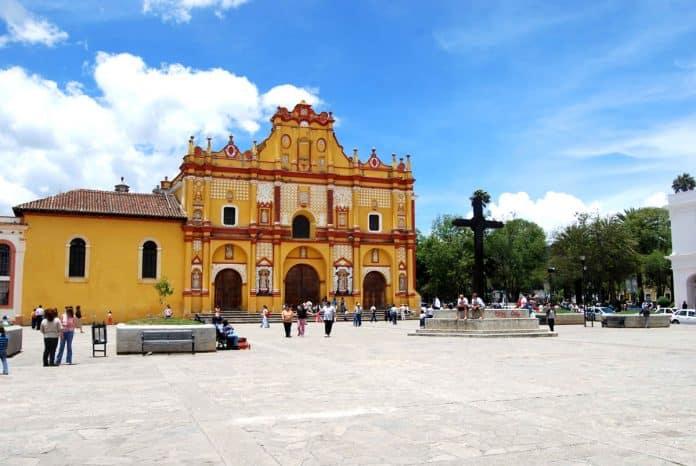 San Cristóbal de las Cascas Chiapas