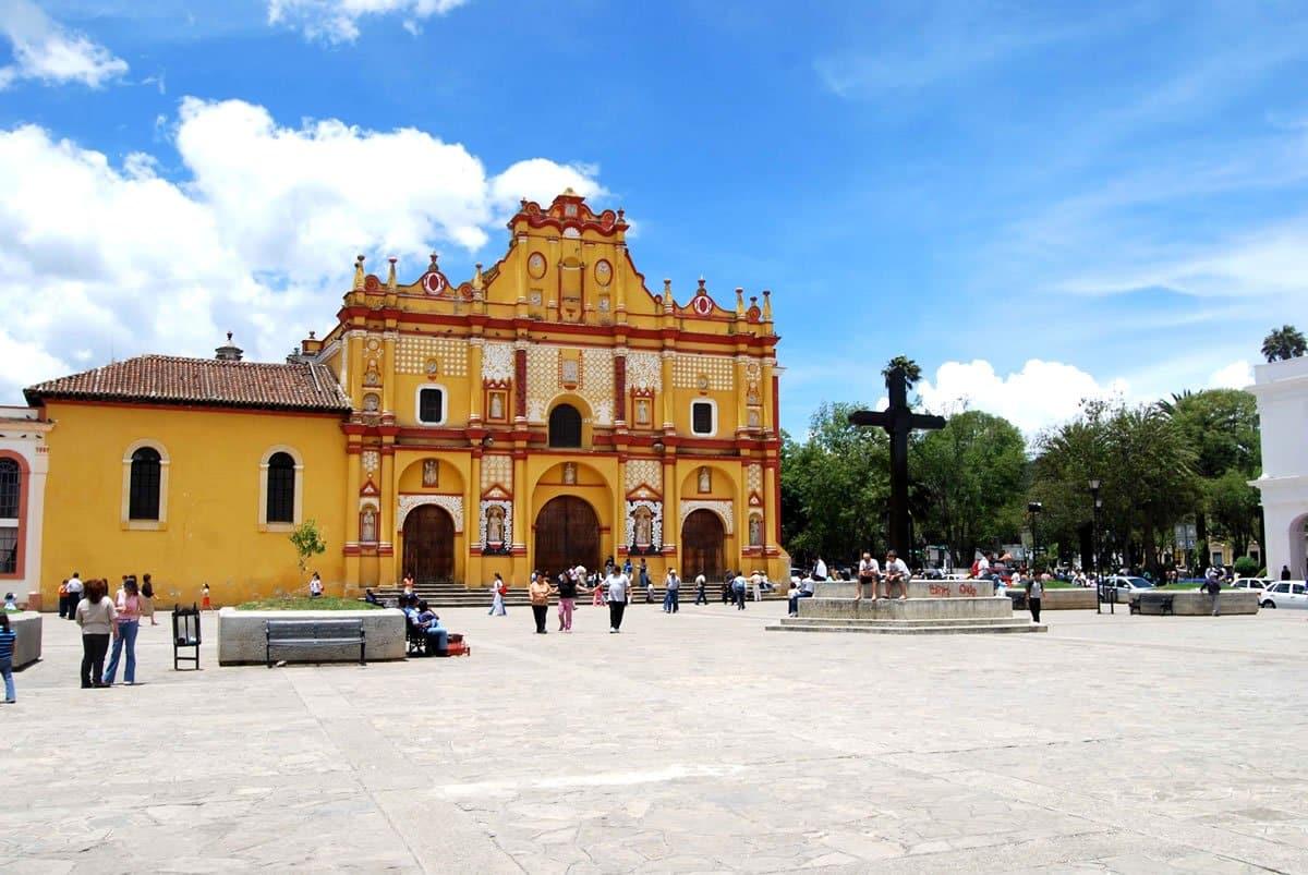 Mejores Lugares Turísticos de Chiapas - San Cristóbal de las Casas Chiapas