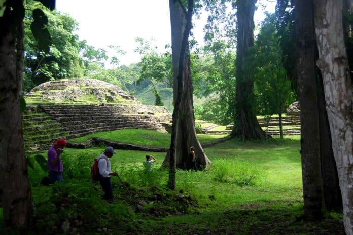 Lugares turísticos de Chiapas Yaxchilán