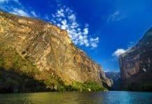 Cañón del Sumidero Chiapas