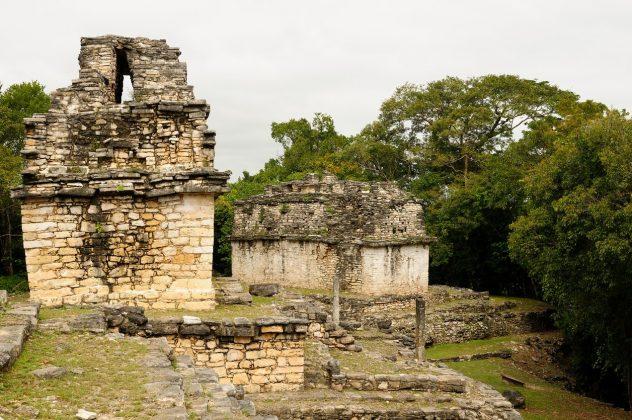 Zona Arqueológica de Yaxchilán Chiapas