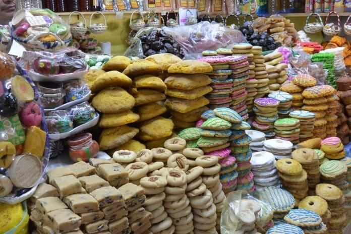 Galletas Mercado de Chiapas