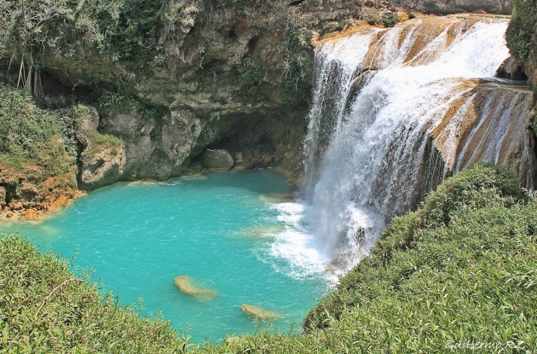Lugares turísticos de Chiapas Chiflón