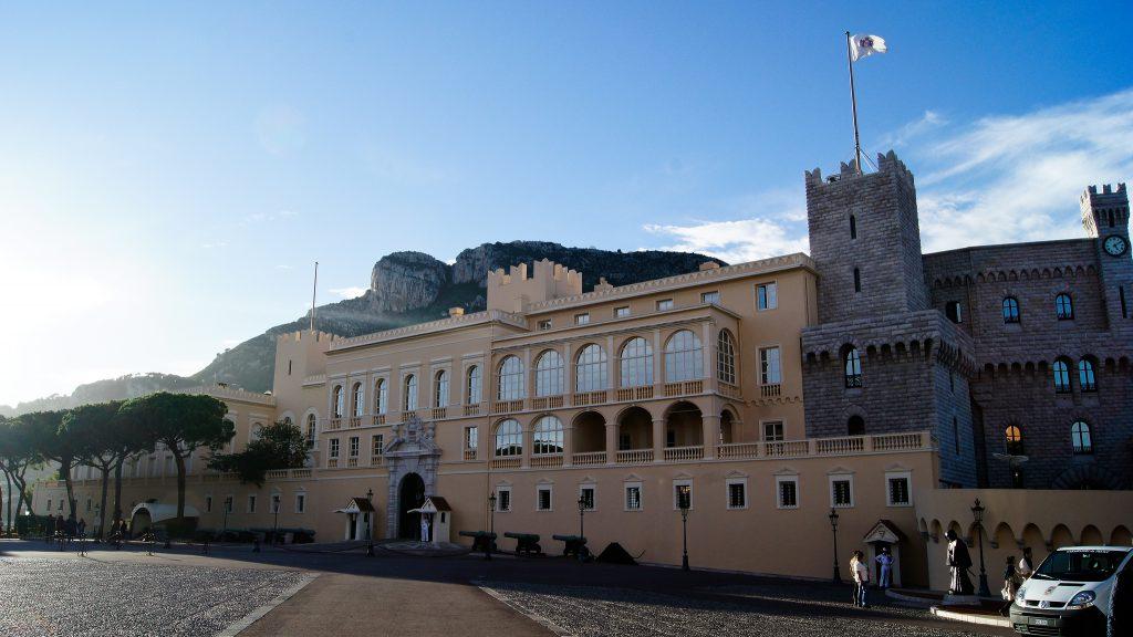 Palacio Palais Princier - Monaco