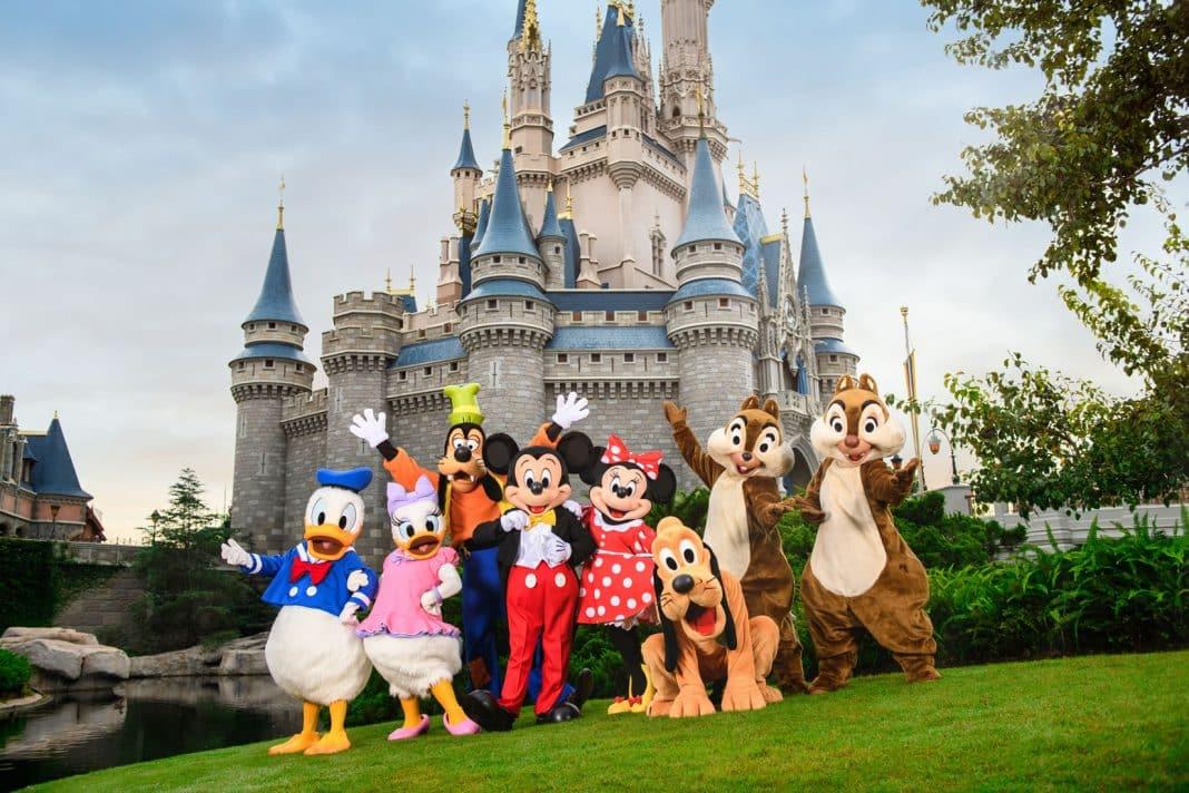 Visitar Disney World en Orlando