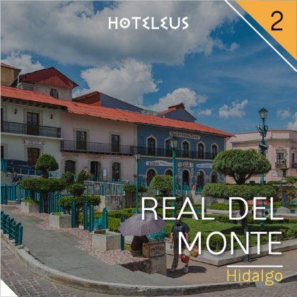 Real de Monte - Viajes a Los Pueblos Mágicos de México