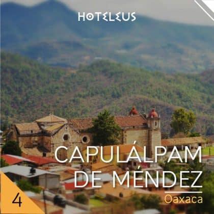 Capulalpam de Mendez - Viajes a Los Pueblos Mágicos de México