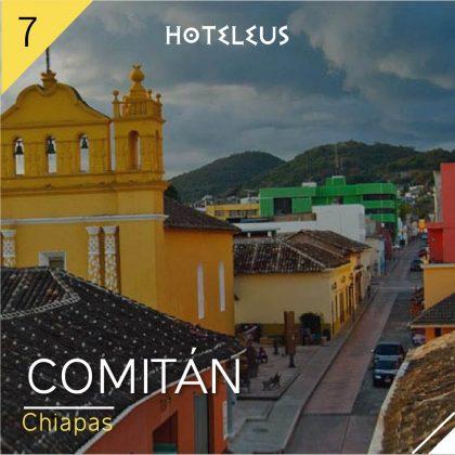 Comitán - Viajes a Los Pueblos Mágicos de México