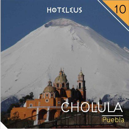 Cholula - Viajes a Los Pueblos Mágicos de México