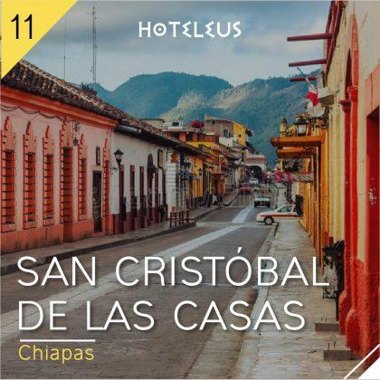 San Cristobal - Viajes a Los Pueblos Mágicos de México