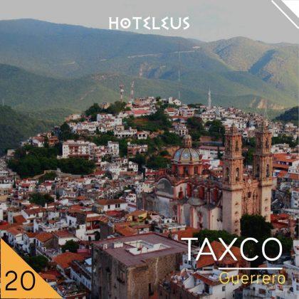 Taxco - Viajes a Los Pueblos Mágicos de México