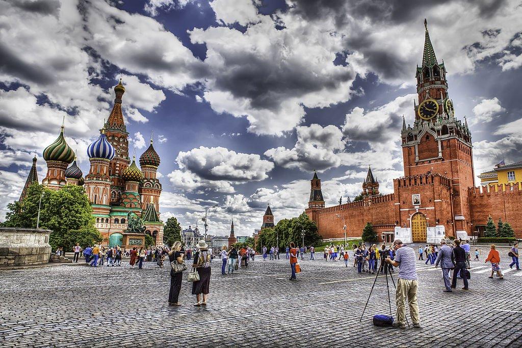 Qué visitar en Moscú - Plaza Roja