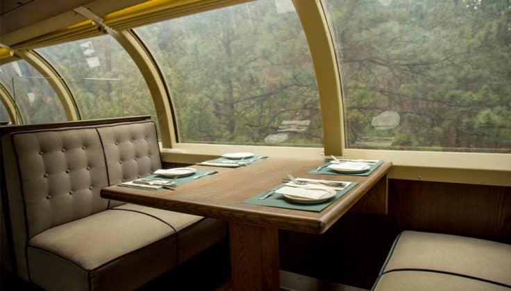 Restaurante Nuevo Tren Chepe de Lujo
