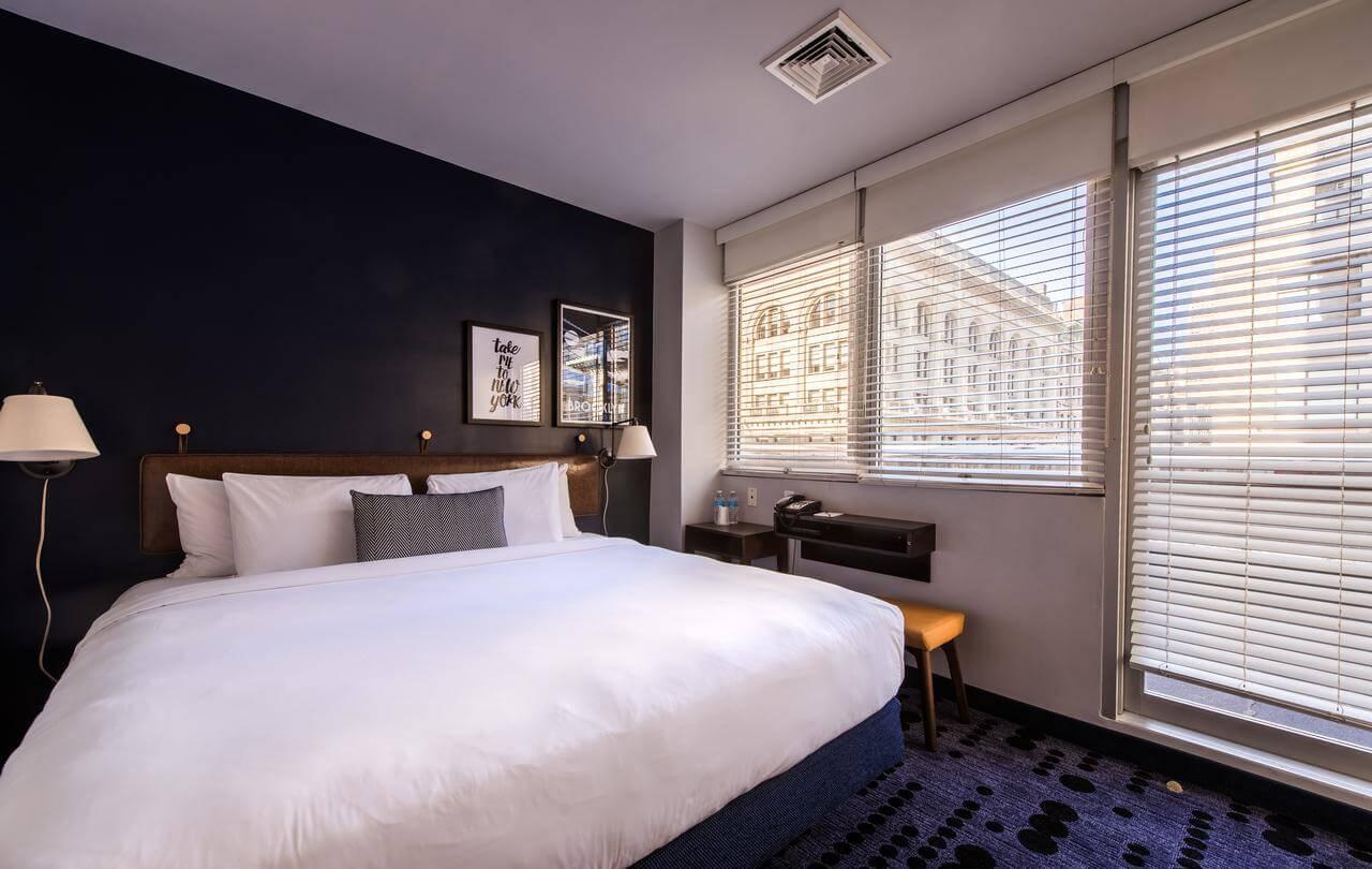 Habitación del Hotel 373 Fifth Avenue - mejores paquetes vacacionales a Nueva York