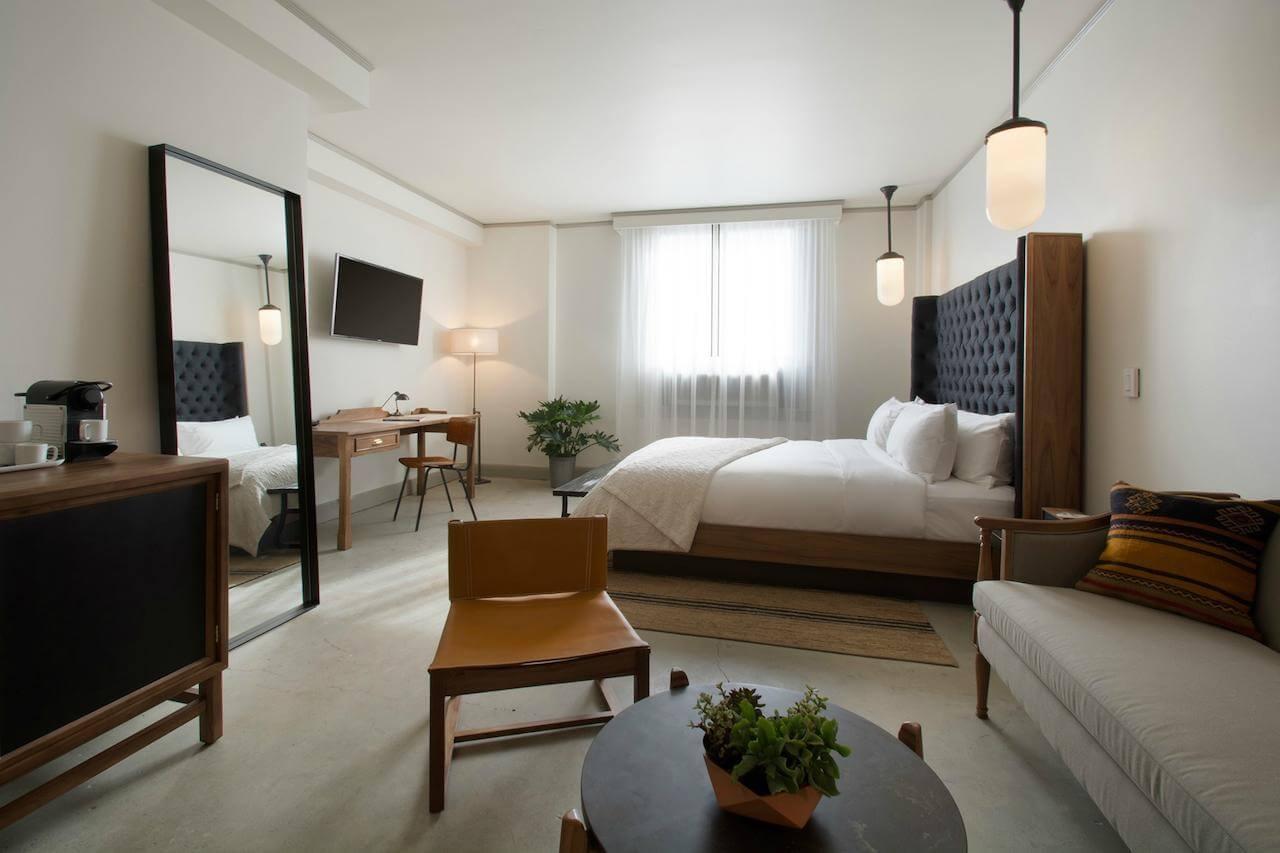 habitación del Hotel G San Francisco - mejores paquetes vacacionales a San Francisco