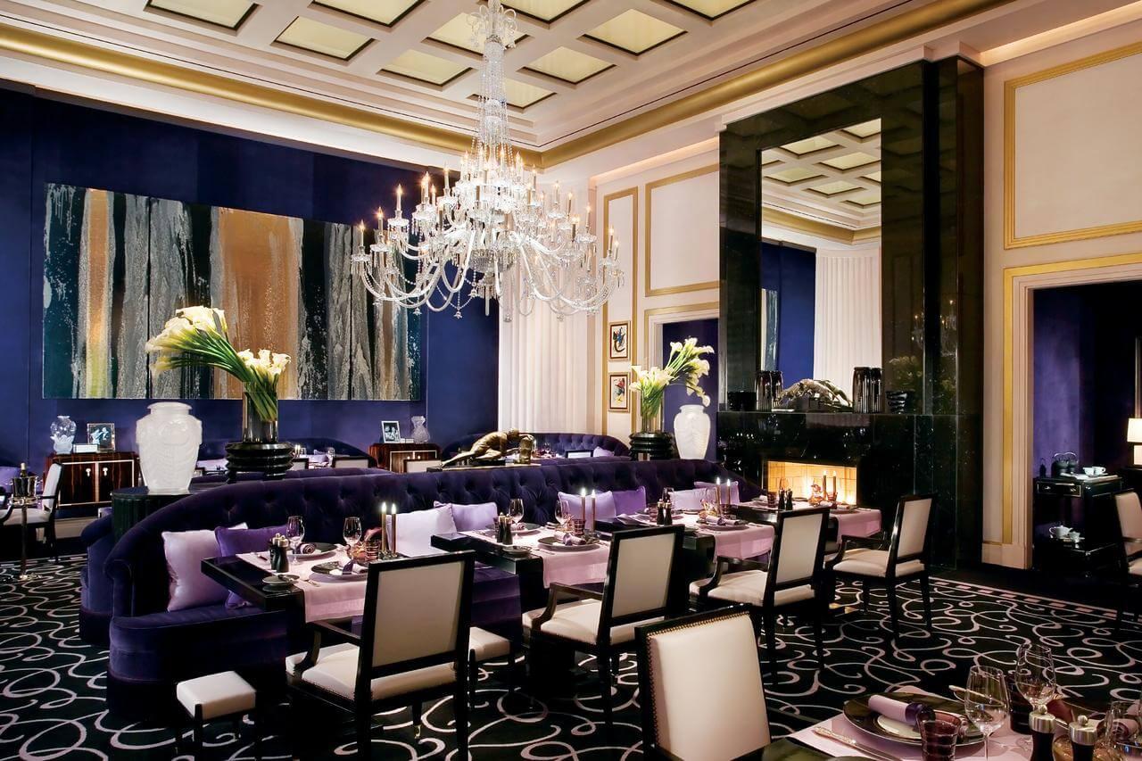 restaurante del MGM Grand Hotel & Casino - mejores paquetes vacacionales a Las Vegas