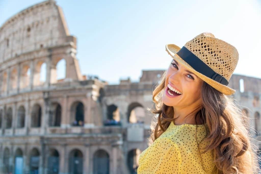 tours a Europa - Coliseo Romano