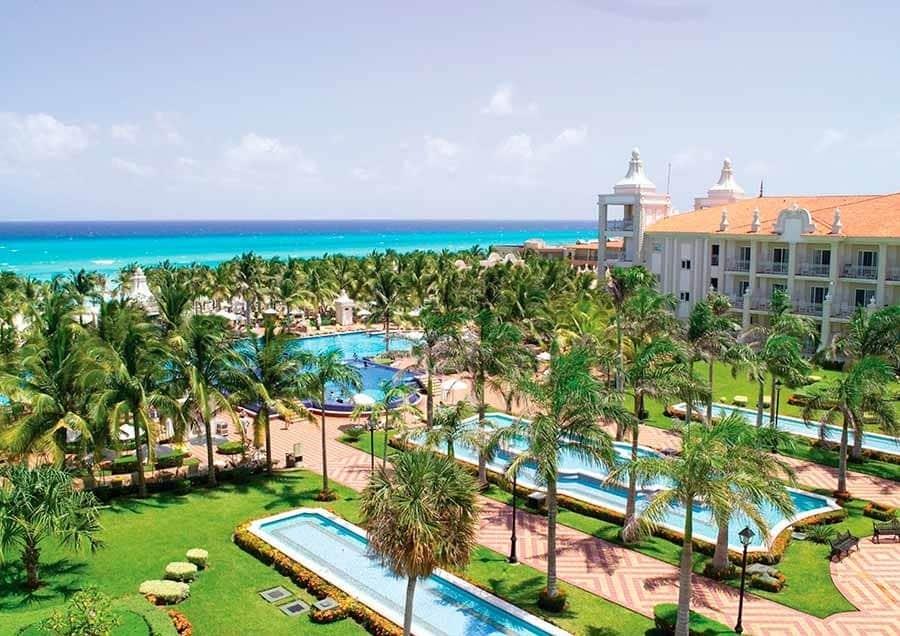 Paquetes Vacacionales Riu Palace Riviera Maya Playa del Carmen