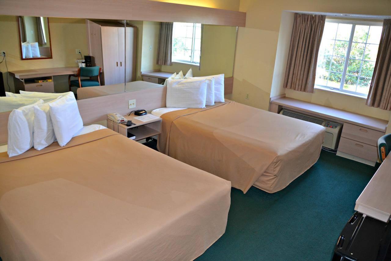habitación de The Floridian Hotel & Suites - mejores paquetes vacacionales a Orlando