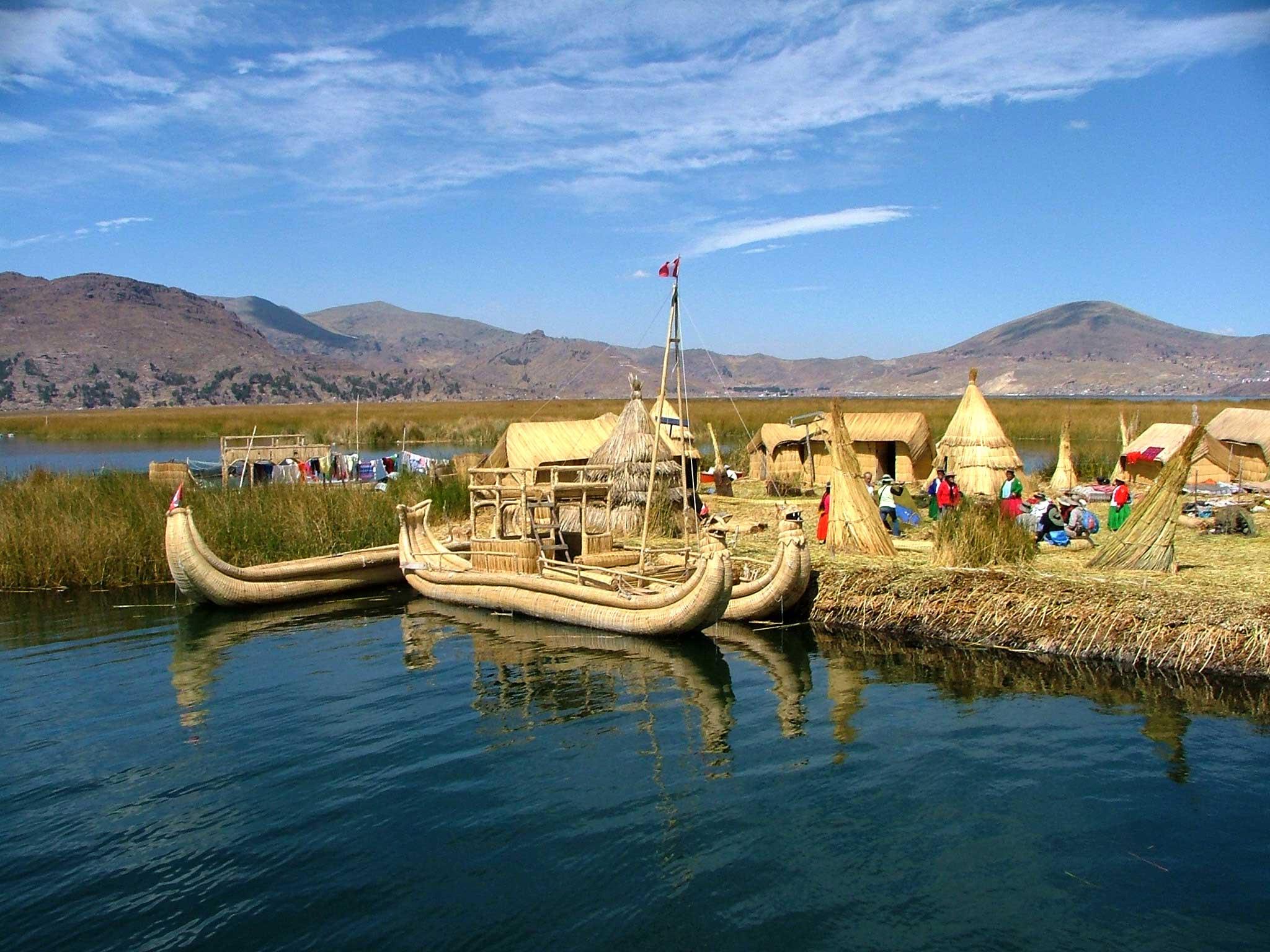 Lago Titicaca - mejores paquetes vacacionales a Perú