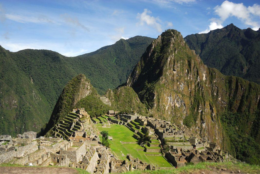 Ciudad de Machu Picchu - mejores paquetes vacacionales a Perú