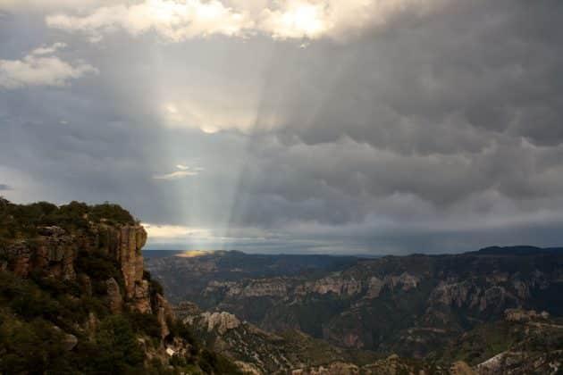 Barranca del Cobre Nube