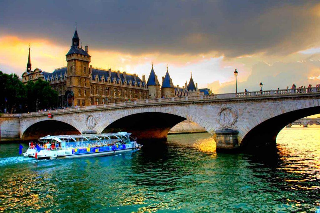 Ferry por Europa