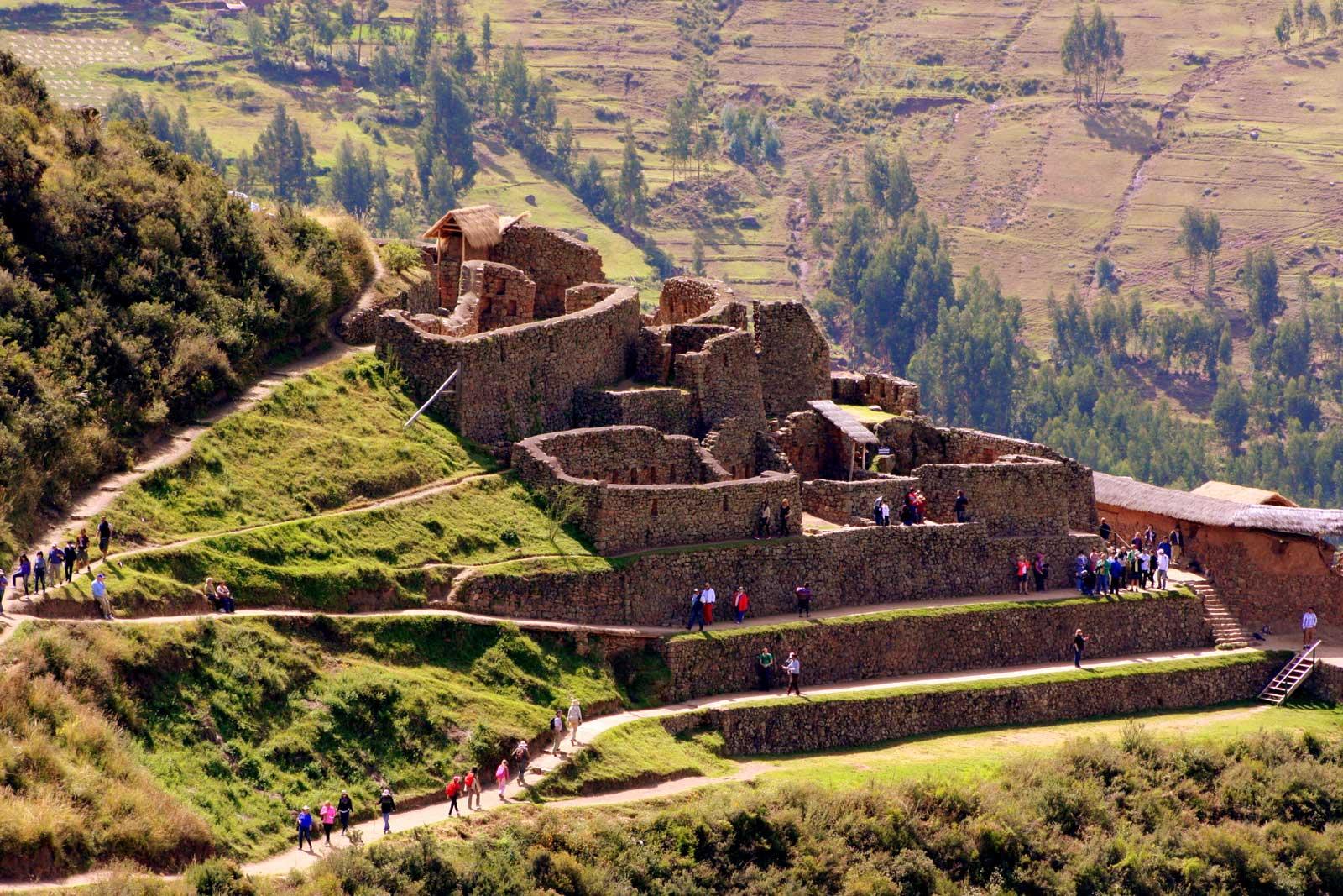 Valle Sagrado de los Incas - mejores paquetes vacacionales a Perú