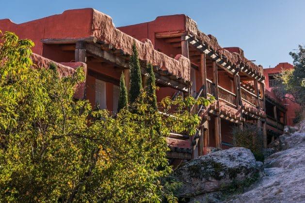 Hospedaje en Barrancas del Cobre - Hotel Mirador