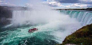 Tour en bote Cataratas del Niagara