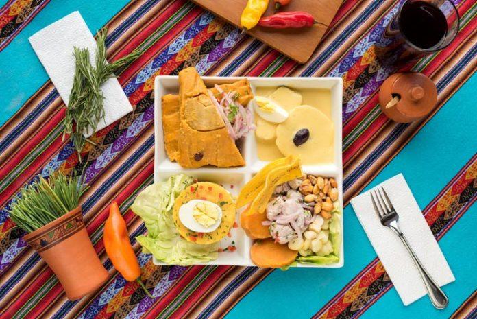 Platillos típicos de perú