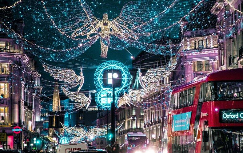 Navidad por europa