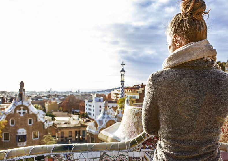 Ropa cómoda para viajar a España