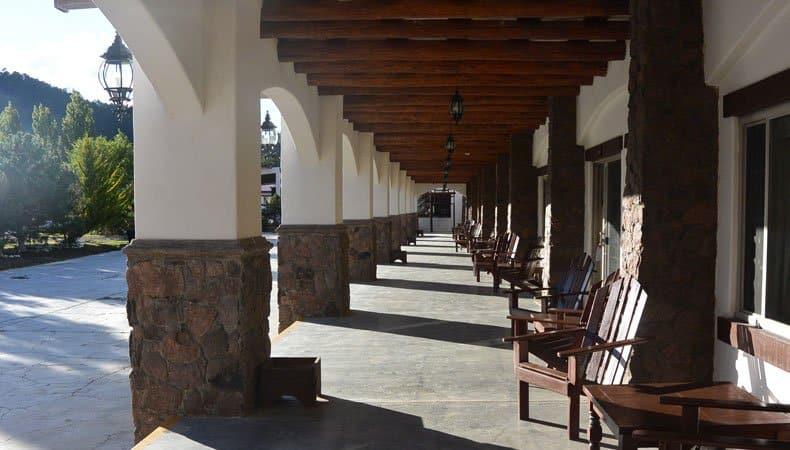 Quinta Mision Creel en Barrancas del Cobre