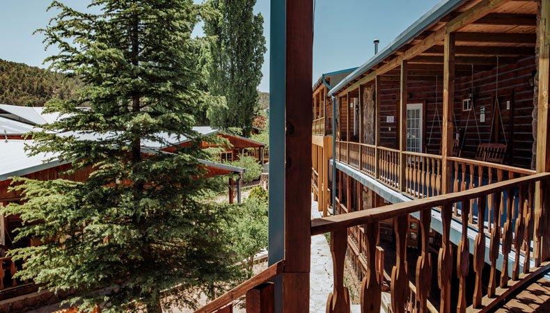 The Lodge at Creel