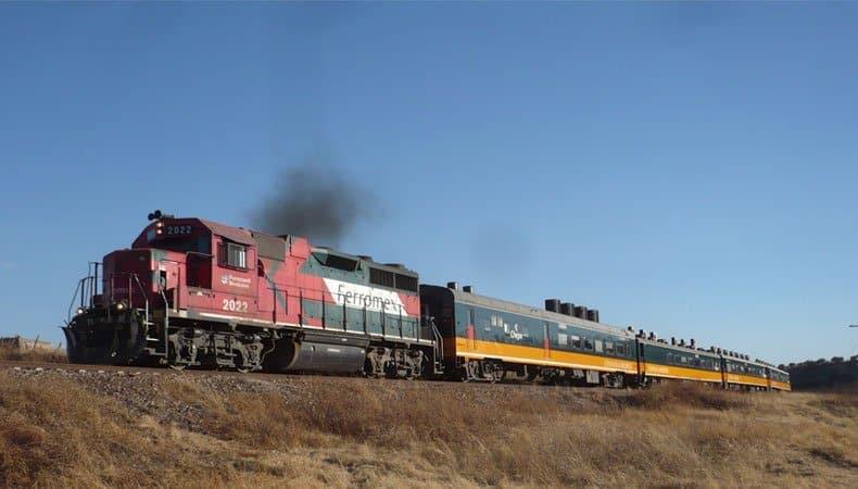Chepe Express Sierra Tarahumara